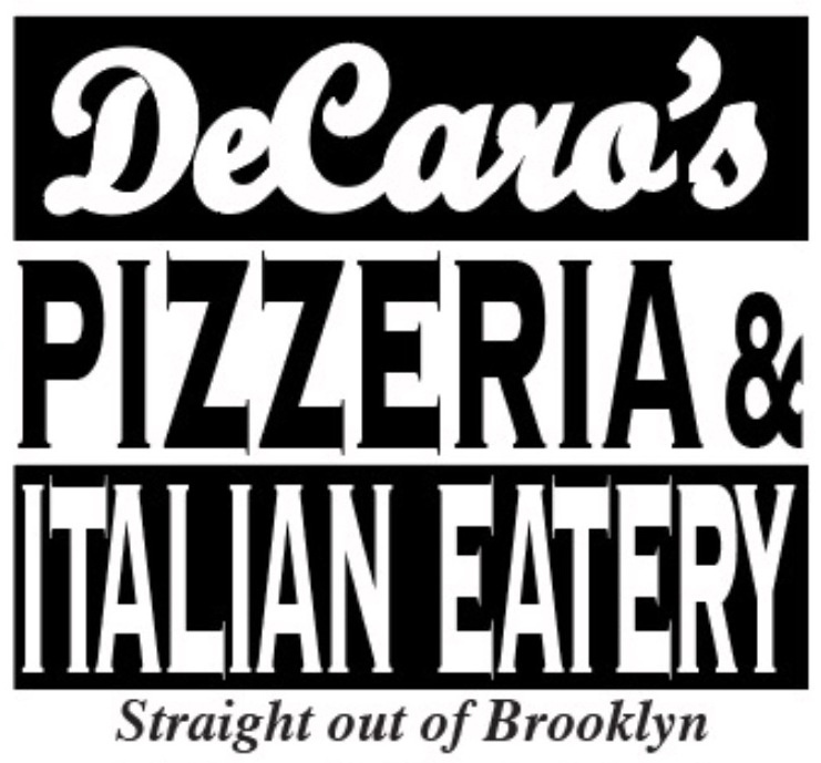 DeCaro's Pizzeria And Italian Eatery 2518 Hooper Ave brick
